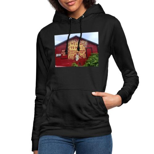 Welcome to hell - Women's Hoodie