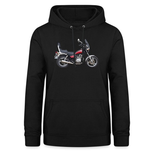 snm daelim vc 125 f advace seite rechts ohne - Frauen Hoodie