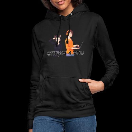 Logo2 0Black 1 - Frauen Hoodie