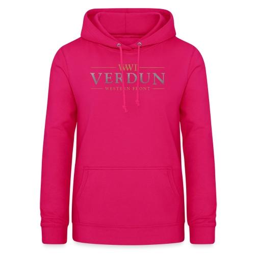 New Verdun Official Logo - Vrouwen hoodie