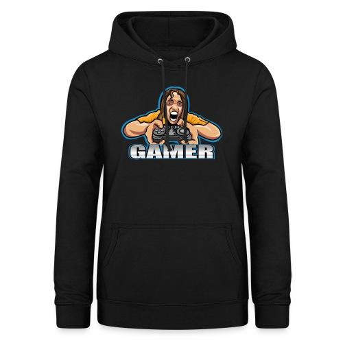 Gamer - Sudadera con capucha para mujer