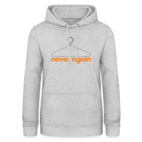 NeverAgain 1 - Frauen Hoodie