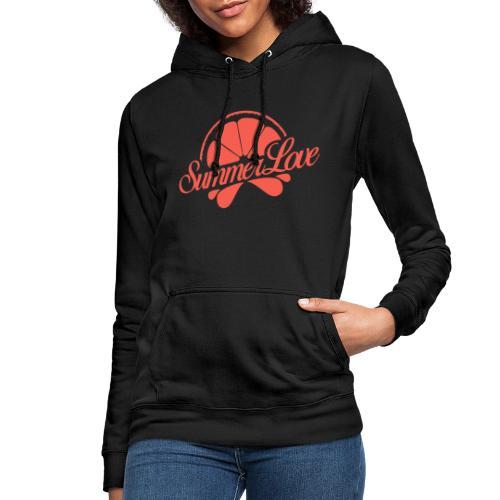 Logo Summer Love 00 - Vrouwen hoodie