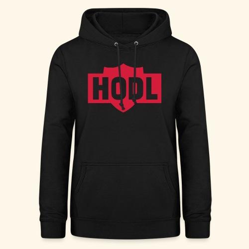 HODL TO THE MOON - Naisten huppari