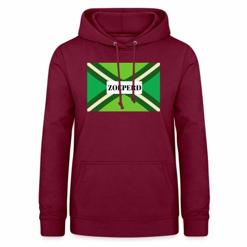 Zoeperd - Vrouwen hoodie