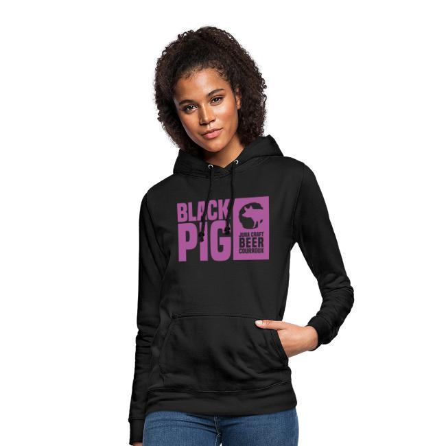 BlackPig Horizontal Purple
