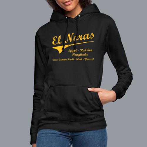 El Noras - Frauen Hoodie