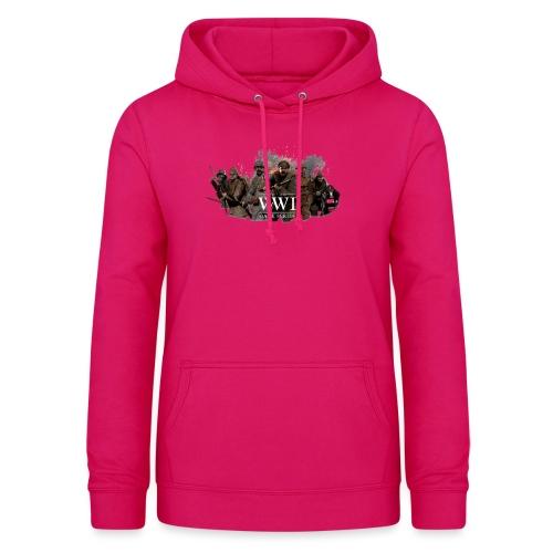 WW1 Game Series - Vrouwen hoodie