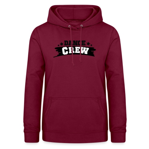 Tshit_Dance_Crew by Lattapon - Dame hoodie