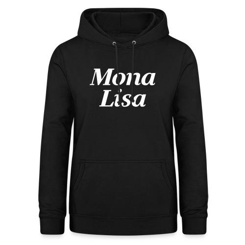 Mona Lisa Gemälde - Frauen Hoodie