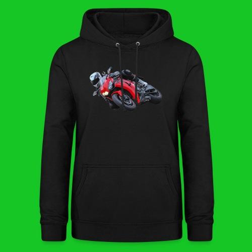 Racemotor - Vrouwen hoodie