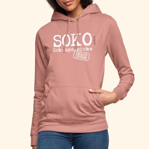 Sauf T Shirt SOKO Schnapsleiche - Frauen Hoodie