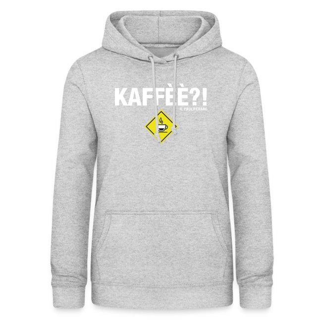 KAFFÈÈ?! - Maglietta da donna by IL PROLIFERARE