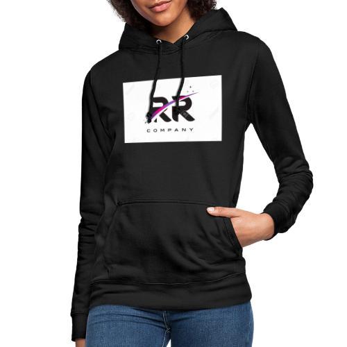 RR COMPANY - Sudadera con capucha para mujer