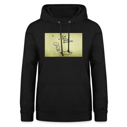 17 07 16 CONNEWITZ XL - Frauen Hoodie