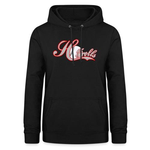 Hat logo - Dame hoodie