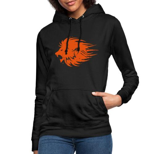 MWB Print Lion Orange - Women's Hoodie