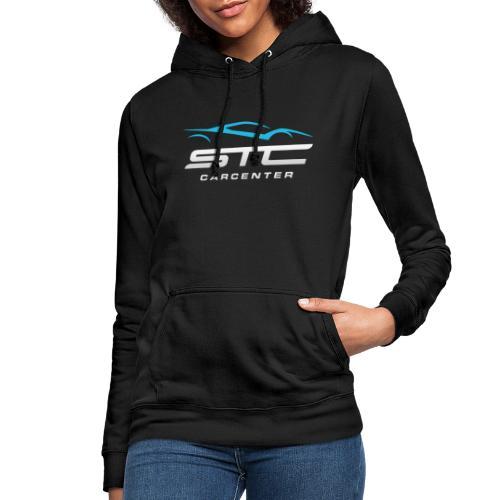 STC Carcenter Logo Vaalea - Naisten huppari
