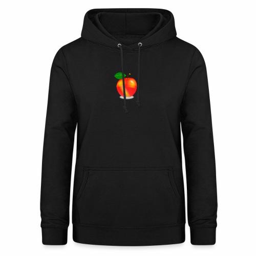 Apfel - Frauen Hoodie