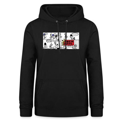 STRIP DARI - Vrouwen hoodie