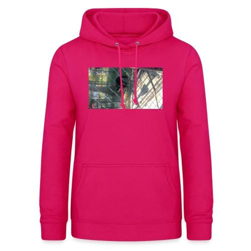mono - Sudadera con capucha para mujer