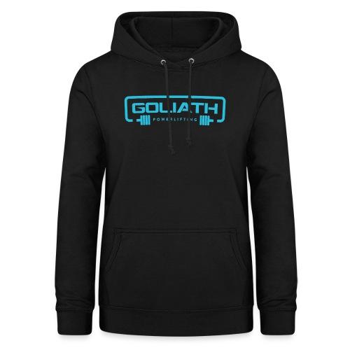 Goliath Powerlifting - Frauen Hoodie