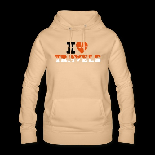 i love travels for life - Women's Hoodie