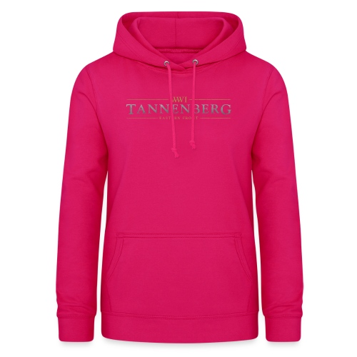 New Tannenberg Official Logo - Vrouwen hoodie