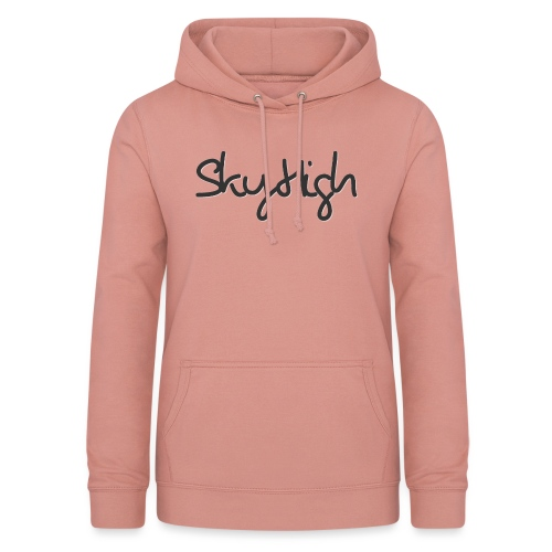 SkyHigh - Men's Premium T-Shirt - Black Lettering - Women's Hoodie
