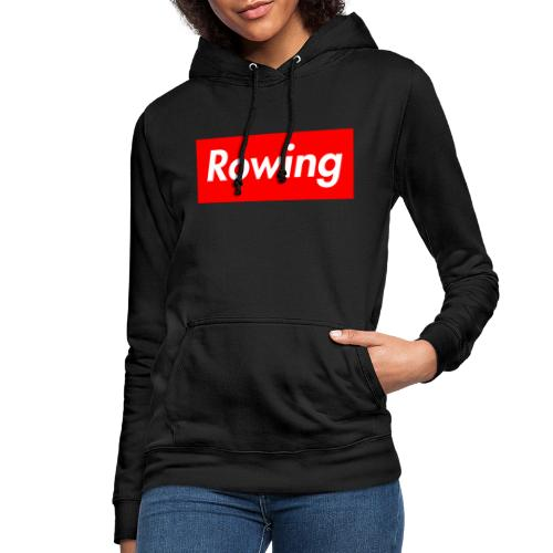 ROWING - Frauen Hoodie