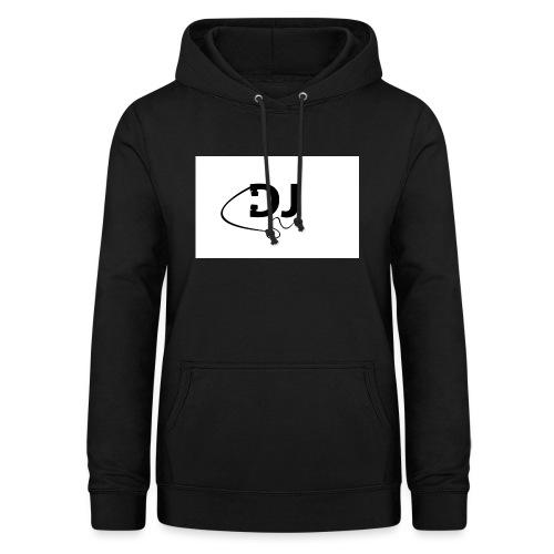 DJ Casque - Sweat à capuche Femme