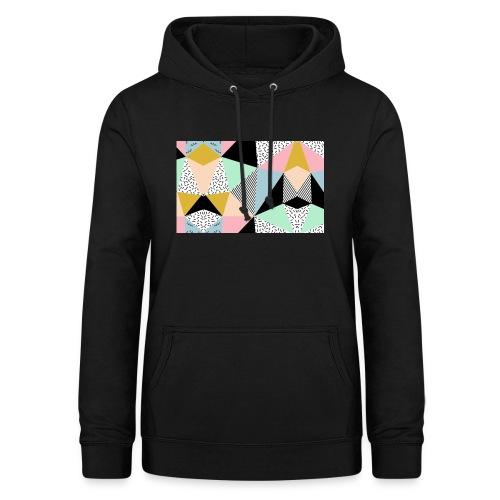 coole kleuren - Vrouwen hoodie