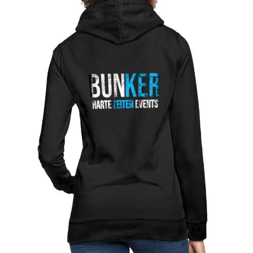Bunker & Harte Zeiten Supporter - Frauen Hoodie