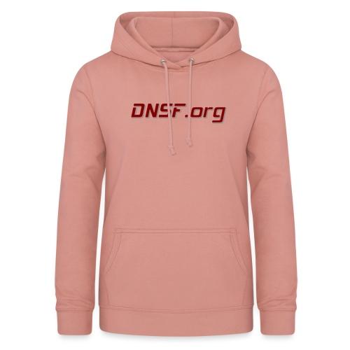 DNSF hotpäntsit - Naisten huppari