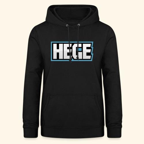 Hegeblau - Frauen Hoodie