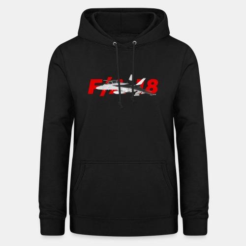 F/A-18 Super Hornet | F 18 | F18 | F/A18 | Hornet - Women's Hoodie