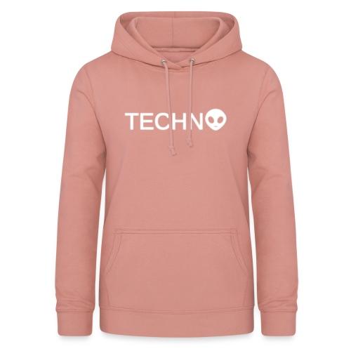 TECHNO3 - Luvtröja dam