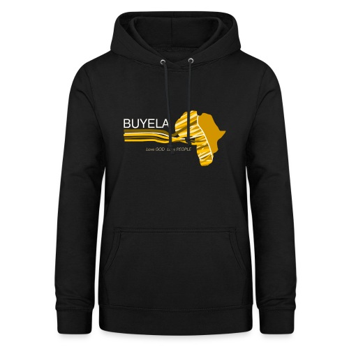 Buyela Africa loops - Frauen Hoodie