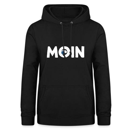 Moin Welle Ahoi Meer maritim Geschenk - Frauen Hoodie
