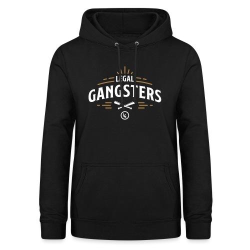 LEGAL GANGSTERS - Club Design - Naisten huppari