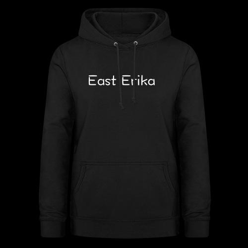 East Erika logo - Felpa con cappuccio da donna