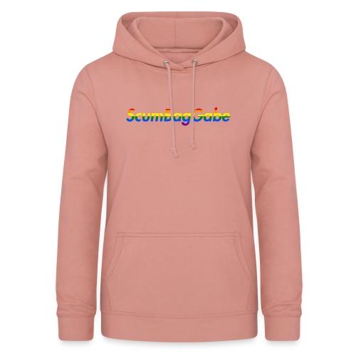 ScumBagGabe Multi Logo XL - Women's Hoodie