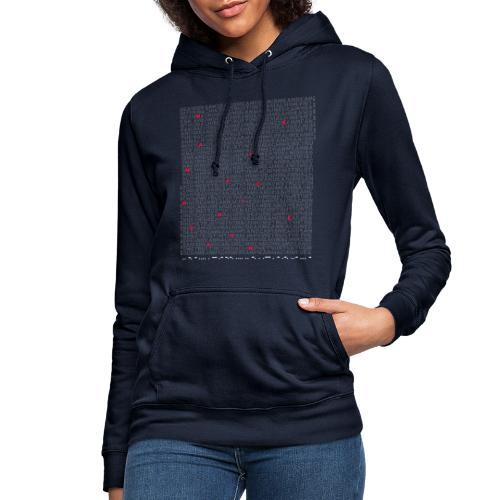 M-Wear | Machine Code - Women's Hoodie