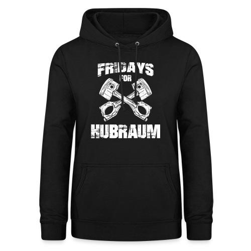 Fridays For Hubraum - Frauen Hoodie