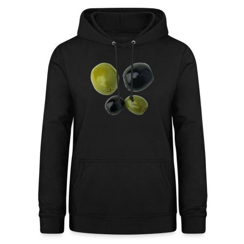 olives PNG14318 - Frauen Hoodie