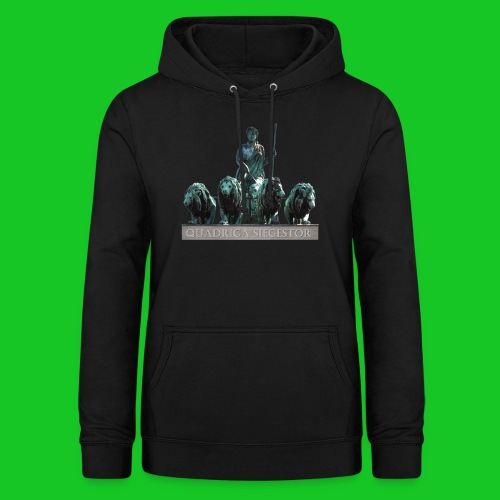 Quadriga Siegestor - Vrouwen hoodie