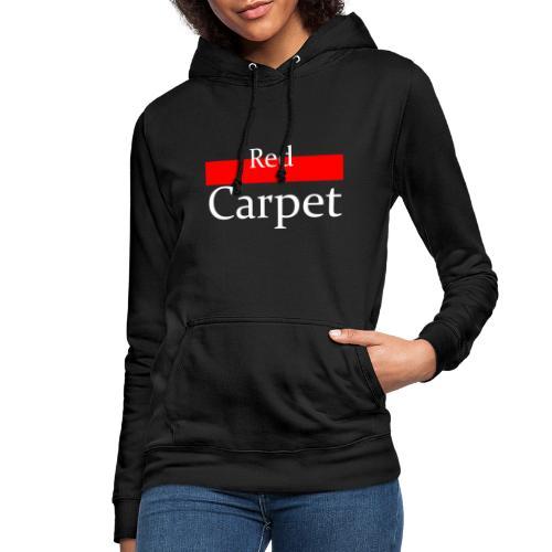 red carpet - Sweat à capuche Femme