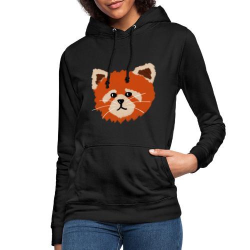 Amanda the red panda - Women's Hoodie