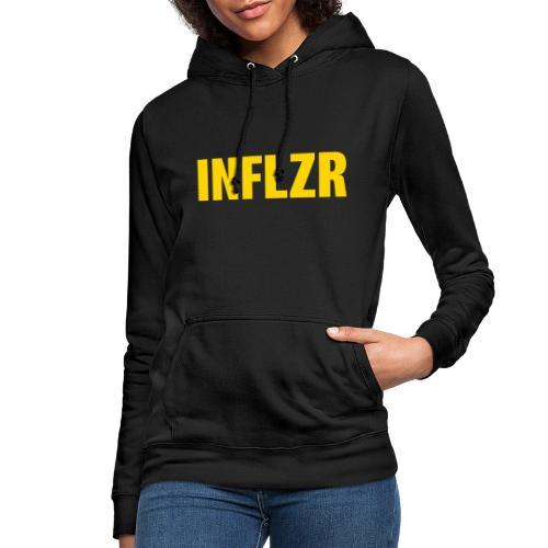 INFLZR yellow - Frauen Hoodie