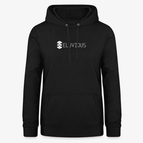 Eluvious   With Text - Women's Hoodie